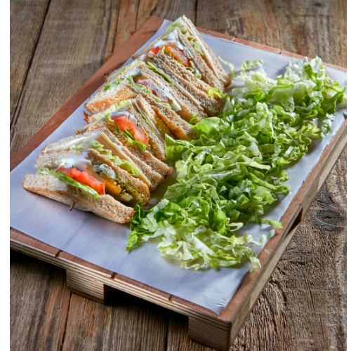 Club Sandwich Fitness